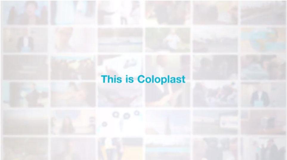 Kto sme ako spoločnosť Coloplast?