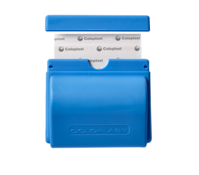 Coloplast® protective sheet dispenser